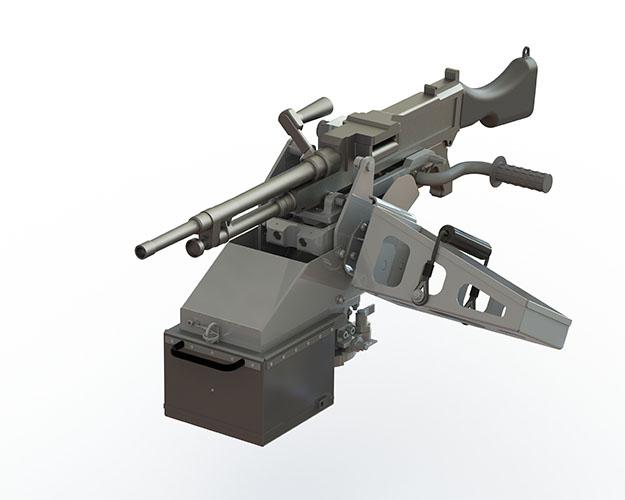 GPMG 7.62mm