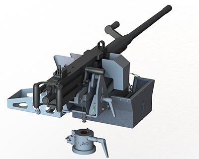 weapon mounts 12 7mm aei systems ltd