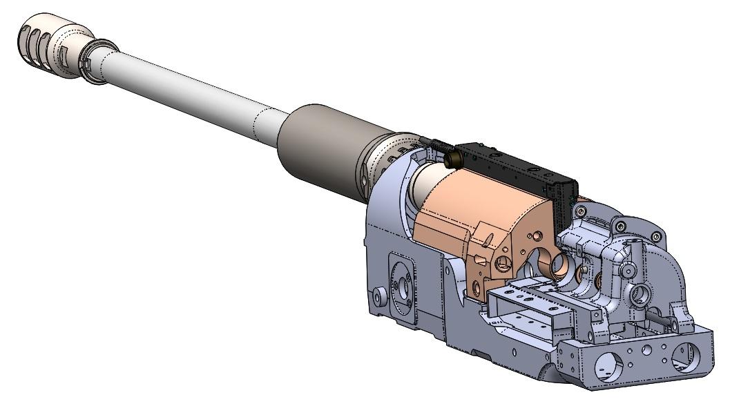 VEONOM 30mm gun