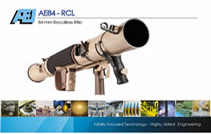 AE84 – RCL Recoilless Rifle