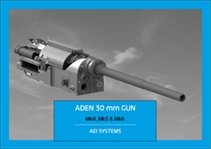 ADEN 30mm Aircraft Cannon